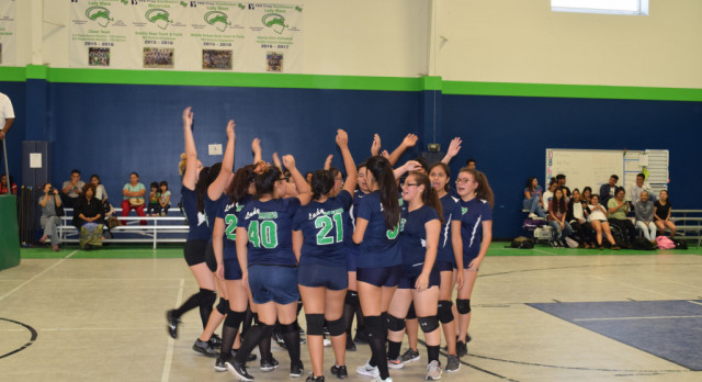 Lady Mavs Fall In Their District Home Opener