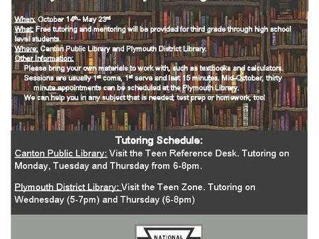 NHS Public Library Tutoring 2014-15_0