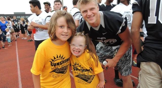 Wildcats Football Hosting Sunshine's Free Football Clinic