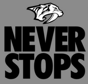 Wildcat Never Stops