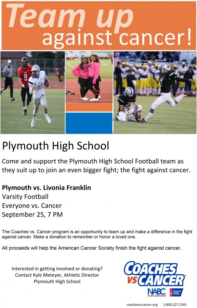 CVC - Poster- Plymouth High 10