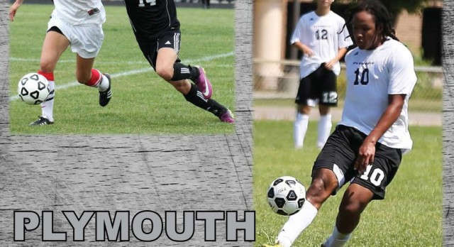 Plymouth vs. Canton District Soccer
