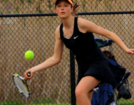 Jessica Braun Qualifies for MHSAA State Finals #WeArePlymouth