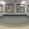 Plymouth Athletic Hallway Photo Project