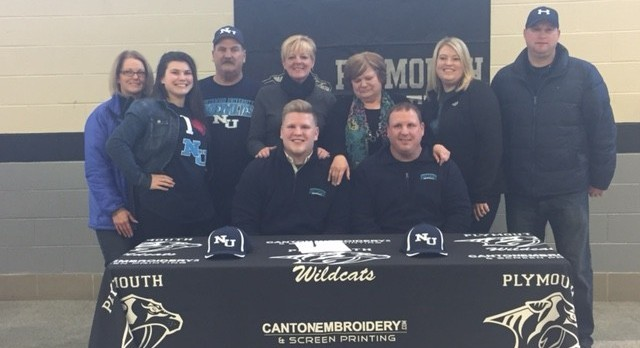 Austin Scheffer Signs with Northwood