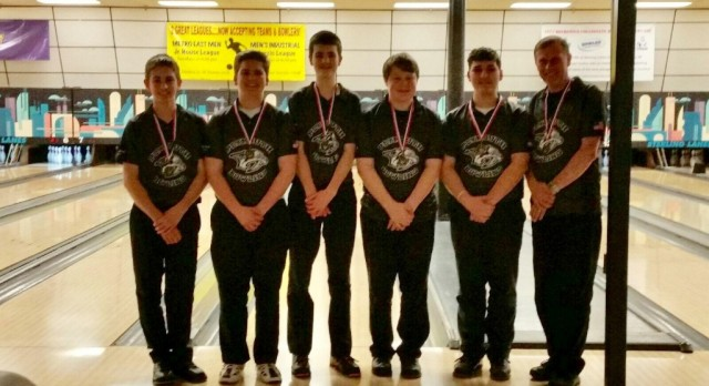 JV Boys Finish Third in JV State Tournament