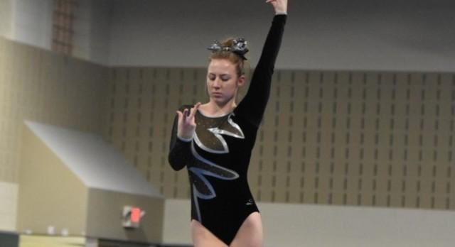 Gymnastics KLAA Championship Meet 2/18