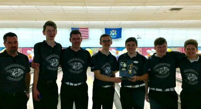 Boys Bowling: Finishes Second in KLAA Tournament