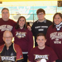 Justin O'Shaughnessy	– Robert Morris Bowling Signing Pictures