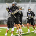 Photos of Boys Varsity Lacrosse 8-7 win over Ann Arbor Pioneer in the 2nd round of MHSAA Playoffs