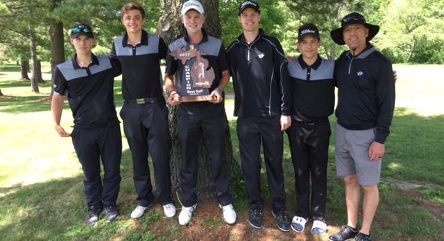 Plymouth Golf Regional Champions