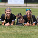 Softball District Championship Photographs 2017