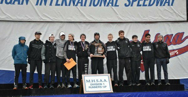 Plymouth Boys Cross Country Earns Runner-Up Finish at State Finals