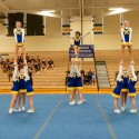 Competitive Cheer Invitational and Senior Night