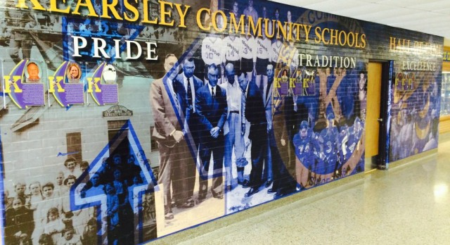 Nominations being accepted for 2017 Kearsley Community Schools Hall of Fame Class