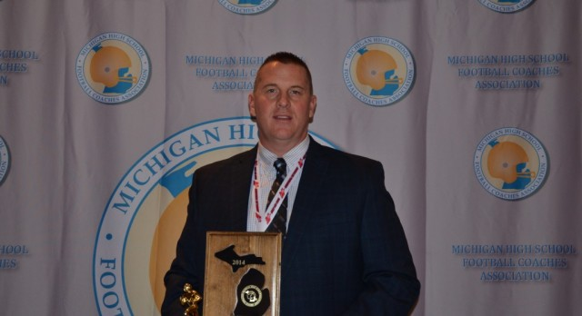 Jeremy Ferman named Kearsley Head Varsity Football Coach