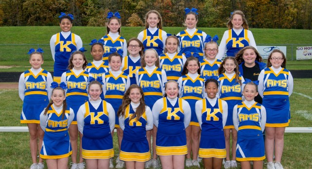 AMS competitive cheer tryouts to begin on Thursday, December 17th
