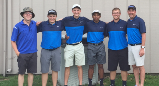 Boys golf finishes as district runner-up; advances to regional next Thurs.