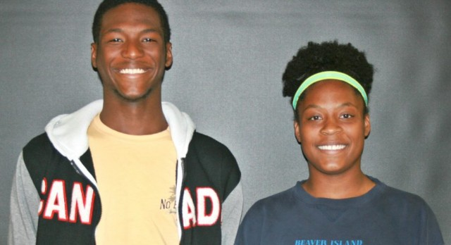 Jon and Ave'r McKay both qualify for MHSAA D1 State T&F finals