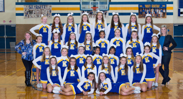 AMS Competitive Cheer tryouts to take place on Monday, December 19th
