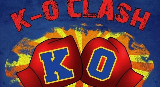 2nd annual K-O clash invades Kearsley on Friday, April 28th