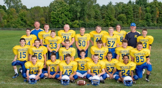 7th/8th grade football practice to begin on Monday, August 21st
