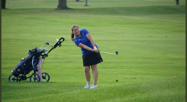Grace Hoffman qualifies for MHSAA Girls Golf State Finals