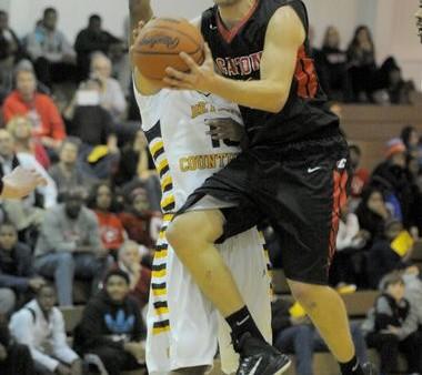 Canton Basketball #22