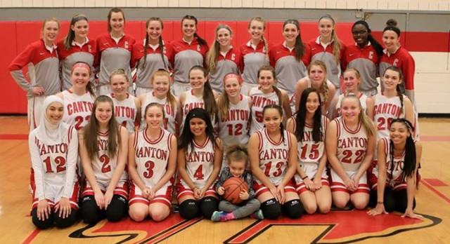 2017 Canton Girls Basketball Summer Camp Information
