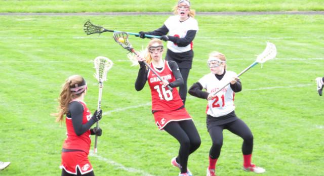 Canton Chiefs Girls Lacrosse Defeat The Swartz Creek Dragons
