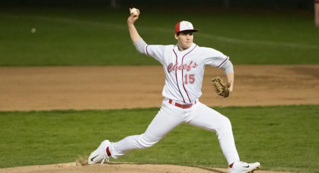 Chiefs Baseball Brings Heat to Ohio