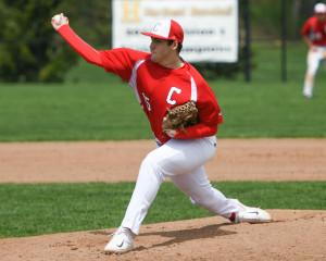Zack Ziroll did a great job pitching.