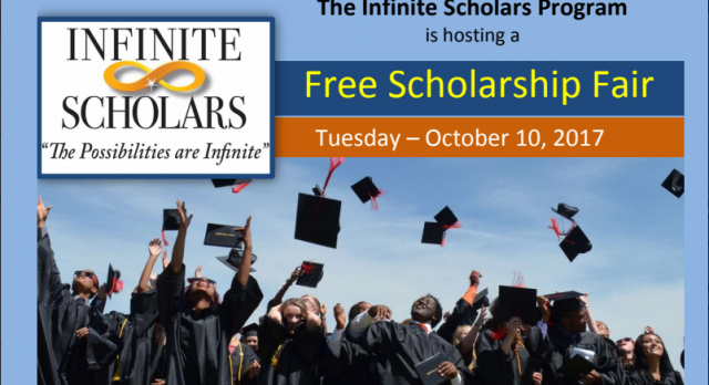 FREE SCHOLARSHIP FAIR AT CANTON HIGH SCHOOL – OCTOBER 10TH, 2017