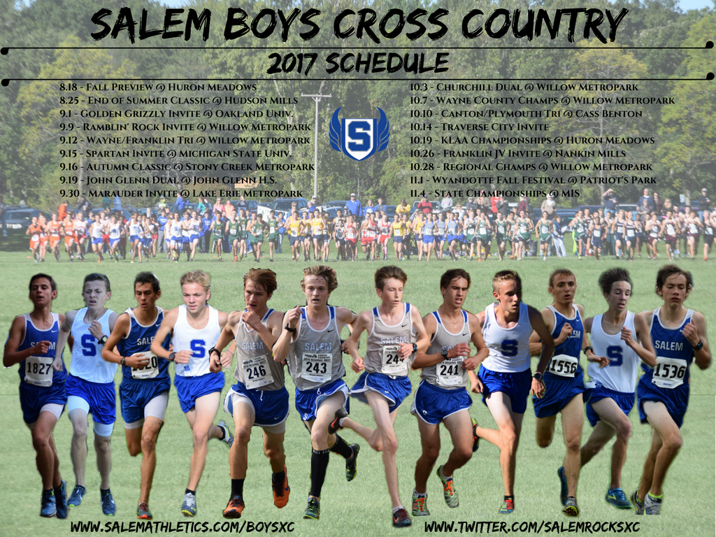 salem boys cross country