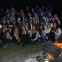 Varsity Football/Cheer Bonfire