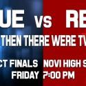 MHSAA District Semi-Finals: Salem vs. Northville