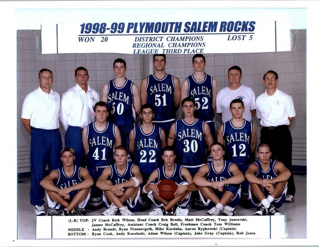 Boys Basketball 1998-1999