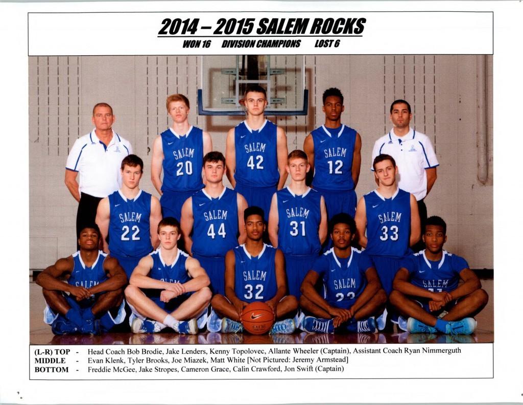Boys Basketball 2014-2015