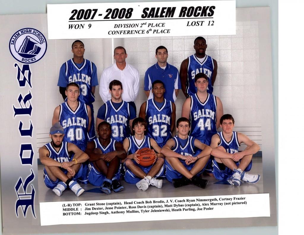Boys Basketball 2007-2008