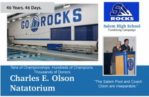 Olson 46 years- 46 Days