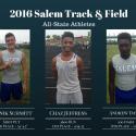 Salem Track & Field @ State Championships (6/4/2016)