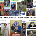 Salem Track & Field – 2016 College Athletes
