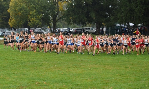 Salem Girls XC Finishes 3rd at Conference Finals