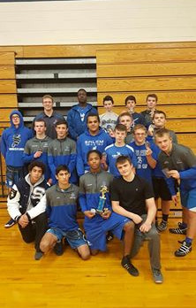 Salem Wrestling Second at Waterford Team Duals