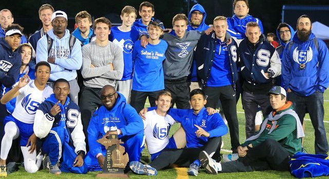 Boys Track & Field Wins Regional Championship (Back-to-Back)