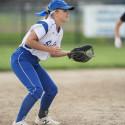 2017 Girls Varsity Softball vs Westland John Glenn