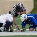 2017 Boys JV Lacrosse loses to Ann Arbor Skyline 8-4