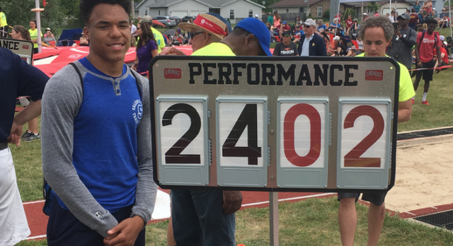 Mason Phillips State Champion