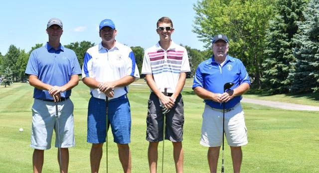 Salem Rocks Football Annual Golf Outing – July 30th