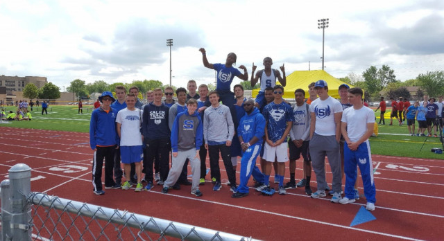 Salem Boys Track Finishes 5th Place